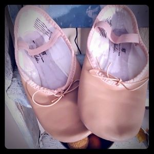 ABT pink ballet shoes